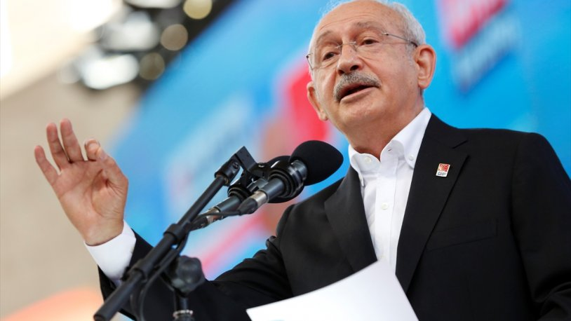 Kılıçdaroğlu, Türkiye'nin 5 temel sorununu anlattı - Yerelin Gündemi