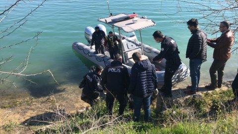 Baraj gölünde erkek cesedi bulundu - Yerelin Gündemi